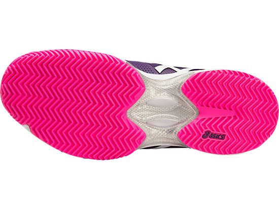 GEL-SOLUTION SPEED 3 (CLAY COURT OUTSOLE) PARACHUTE PURPLE/WHITE/HOT PINK 7