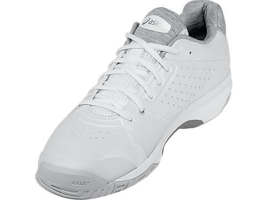 GEL-Court Bella White/Silver/White 11