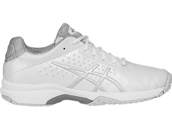GEL-Court Bella White/Silver/White 3