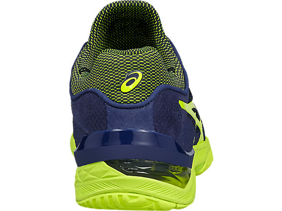COURT FF INDIGO BLUE/SAFETY YELLOW 19