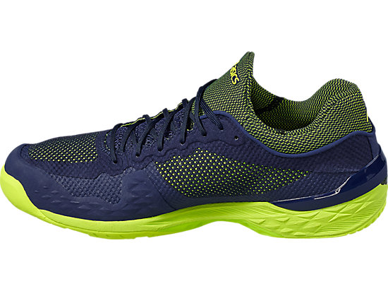 COURT FF INDIGO BLUE/SAFETY YELLOW 7