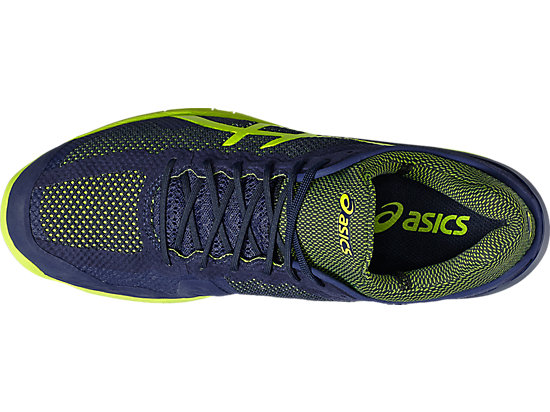 COURT FF INDIGO BLUE/SAFETY YELLOW 15