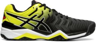 tennis warehouse asics gel resolution 7 black