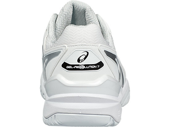 GEL-Resolution 7 für Herren WHITE/SILVER 19