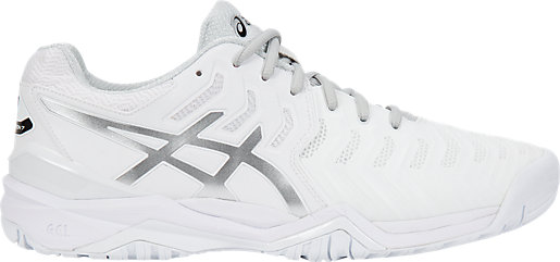 GEL-Resolution 7 White/Silver 3 RT
