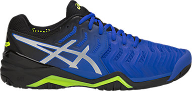 f9dc5c6a904b GEL-RESOLUTION 7 | MEN | Illusion Blue/Silver | ASICS US