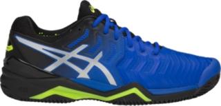 asics gel resolution 7 mens tennis shoe 2018
