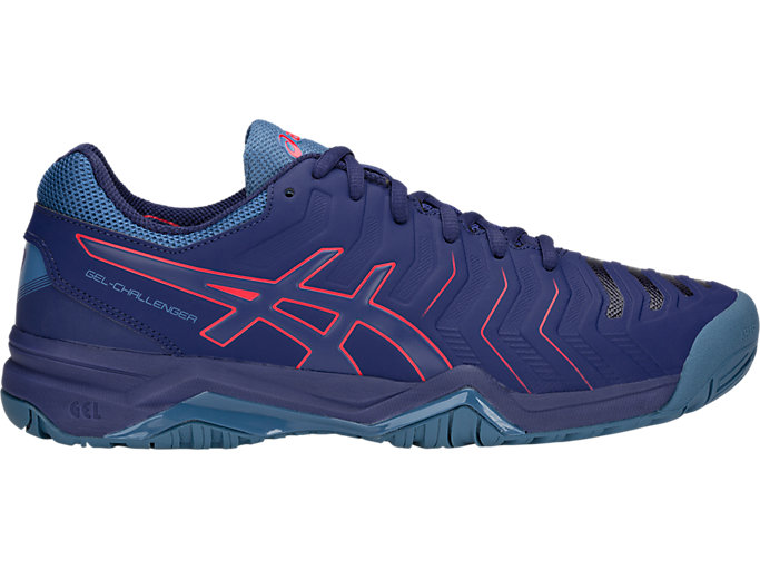 Men's Tennis scarpa | ASICS Gel Challenger 11 BlueRed