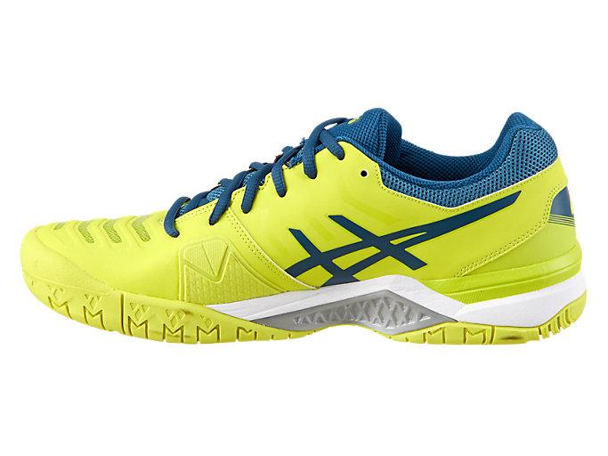 Asics Asics Gel Game 6 (WhiteSilver) Men's Tennis Shoe