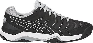 asics gel challenger 11 white silver men's scarpa