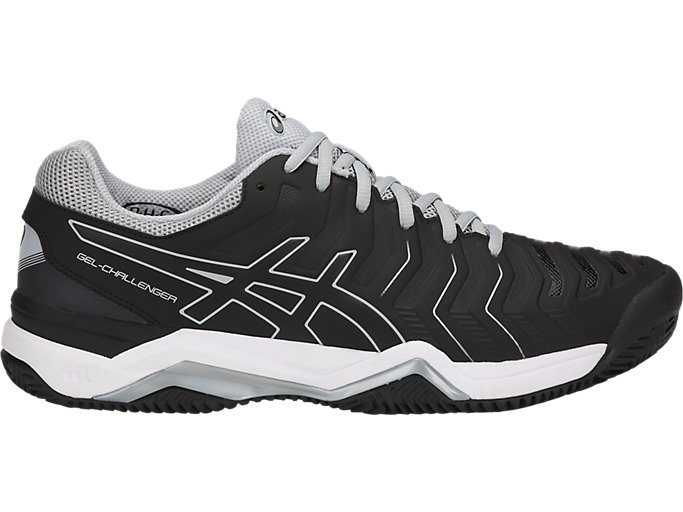 GEL CHALLENGER 11 CLAY | Women | BLACKBLACKMID GREY