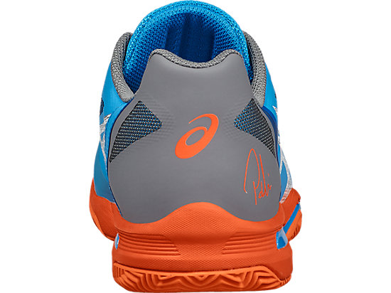 GEL-LIMA PADEL DIVA BLUE/WHITE/SHOCKING ORANGE 19