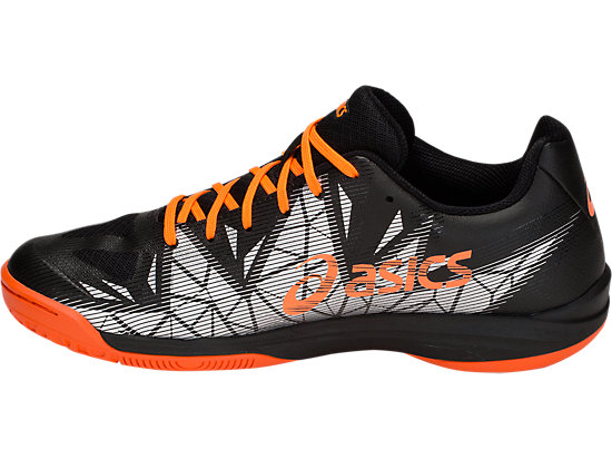 GEL-FASTBALL 3 BLACK/SHOCKING ORANGE