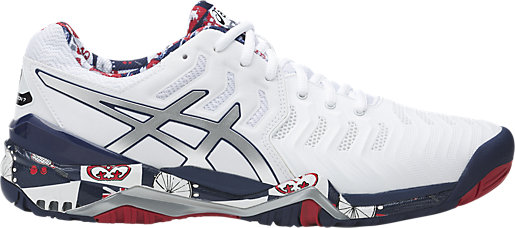 asics gel solution
