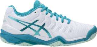 Gel De Resolución De 7 Zapatillas De Tenis Asics De Las Mujeres - De Color Rosa M7nVC