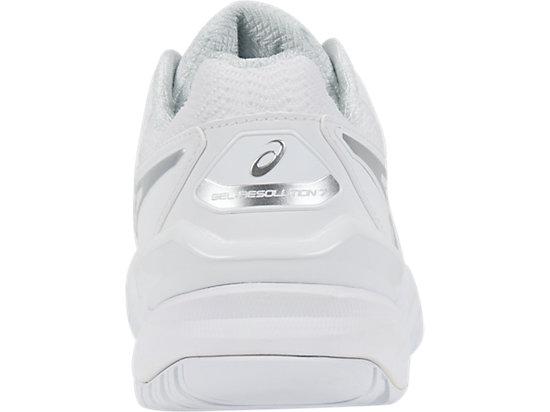 GEL-Resolution 7 White/Silver 27