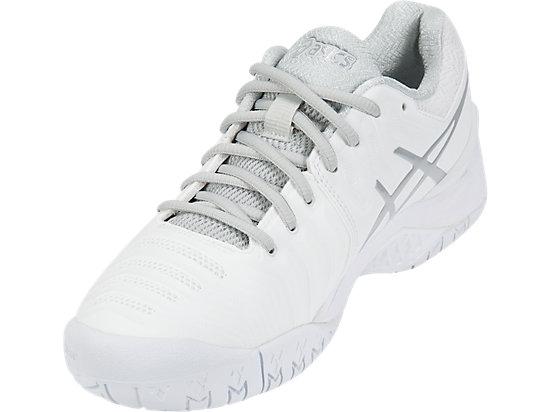 GEL-Resolution 7 White/Silver 11