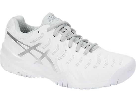 GEL-Resolution 7 White/Silver 7