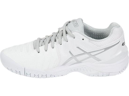 GEL-Resolution 7 White/Silver 15