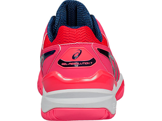 GEL-Resolution 7 para mujer DIVA PINK/INDIGO BLUE/WHITE 19