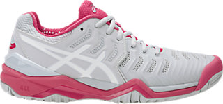 Womens Gel-Resolution 7 Sneakers Asics