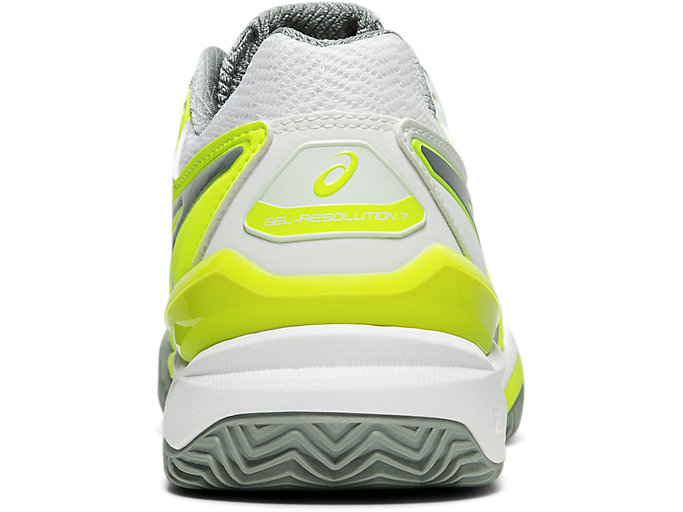 Back view of GEL-Resolution 7 Clay Court
