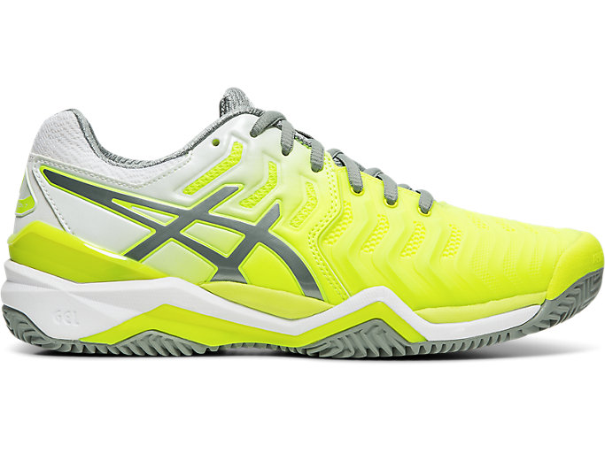 Right side view of GEL-Resolution 7 Clay Court