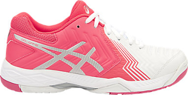 reputable site f50ab befe4 GEL-GAME 6 WHITE DIVA PINK SILVER 3 RT