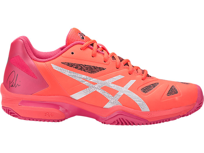 Farmacología Continental Género  Unisex GEL-LIMA PADEL | FLASH CORAL/SILVER/ROUGE RED | Other ...