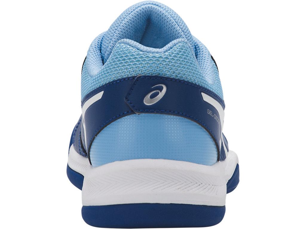 63d5e7344af052 GEL-DEDICATE 5 INDOOR   Women   MONACO BLUE/WHITE   Women's Tennis ...