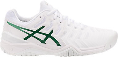 a094fb8cf514c GEL-Resolution 7 Novak White Green 3 RT