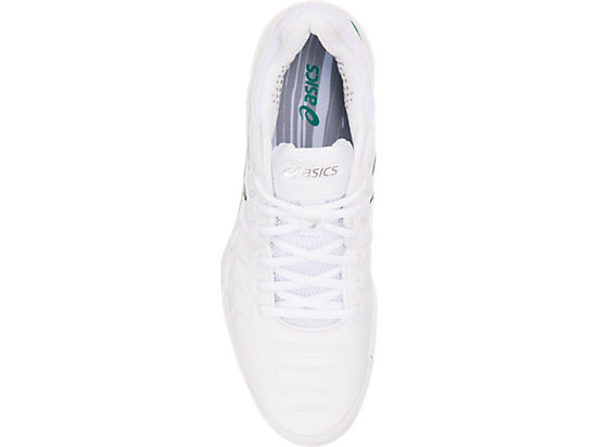 GEL-RESOLUTION 7 AC WHITE/GREEN