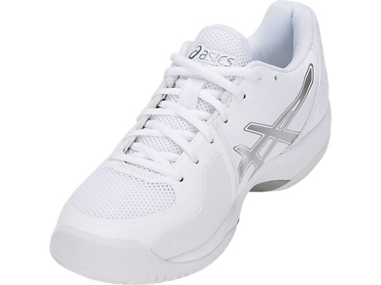 GEL-COURT SPEED WHITE/SILVER