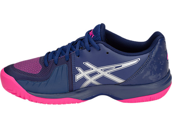 GEL-COURT SPEED BLUE PRINT/PINK GLO
