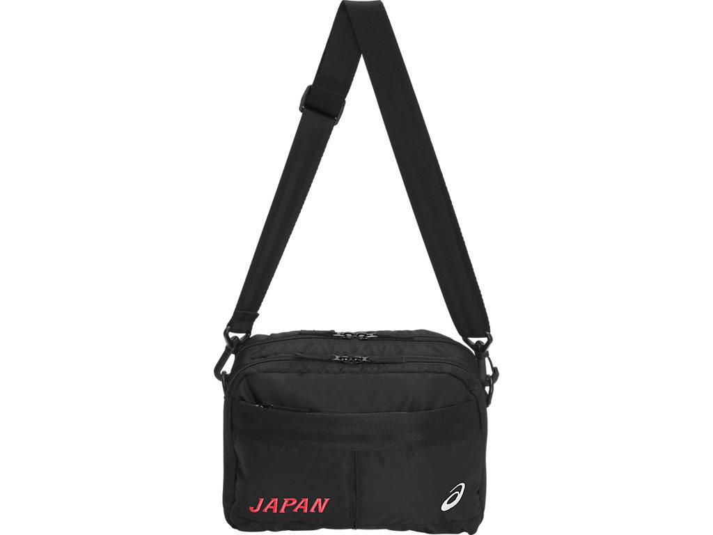 日本代表3WAYポーチ:JPブラック