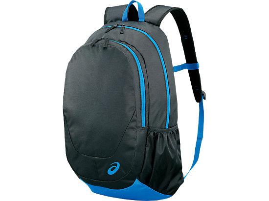 ENSEI バックパック35, ブラックxブルー