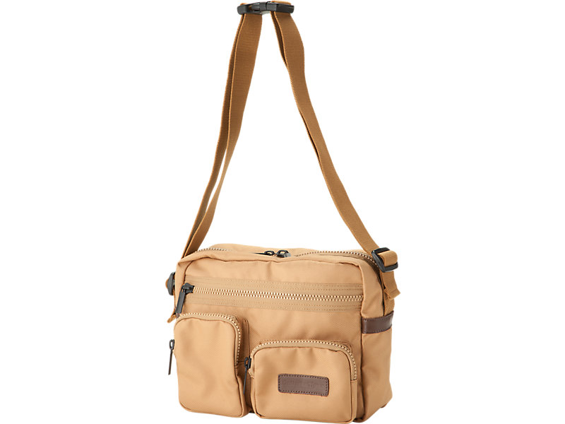 Shoulder Bag Camel 1