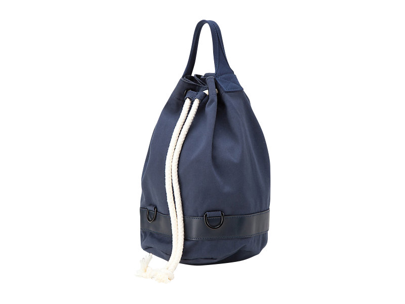 DRAWSTRING BAG | Navy | Onitsuka Tiger Australia