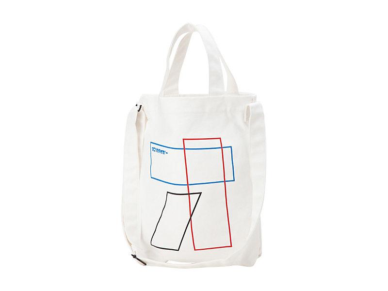 SHOPPING BAG BIRCH/WHITE 1 FT