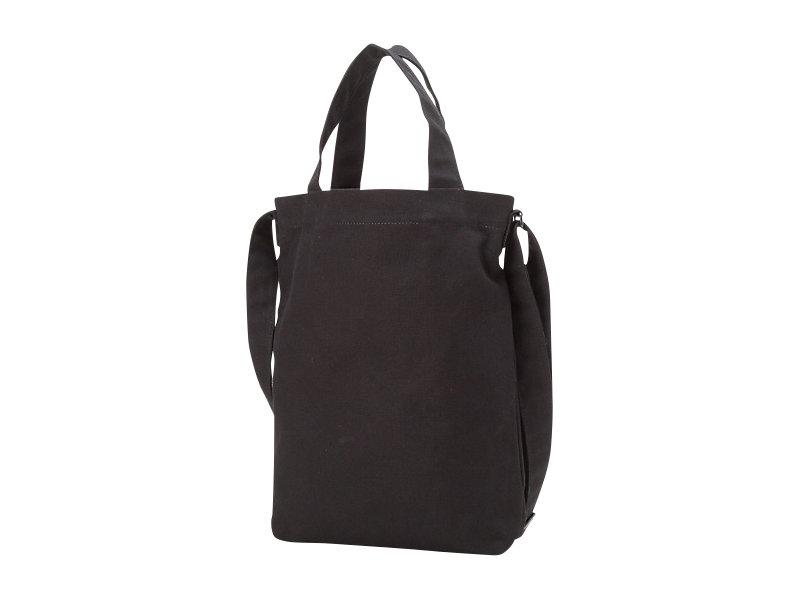 SHOPPING BAG BLACK/GRAPHIC PRINT 5 BK