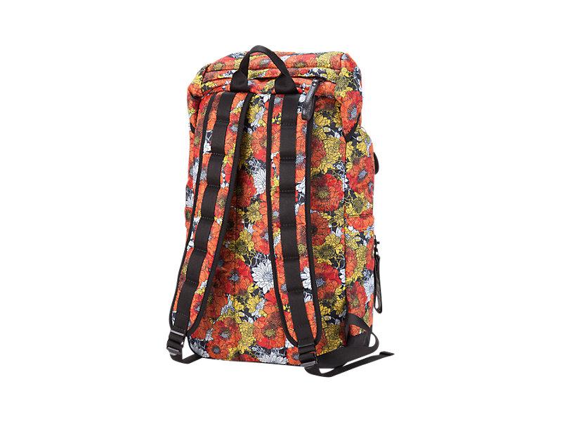 Backpack Orange/White 5 BK