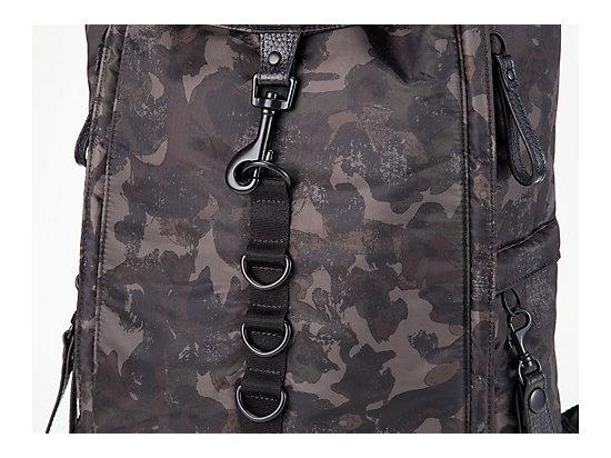 雙肩背包 SAND BEIGE/ KAHKI