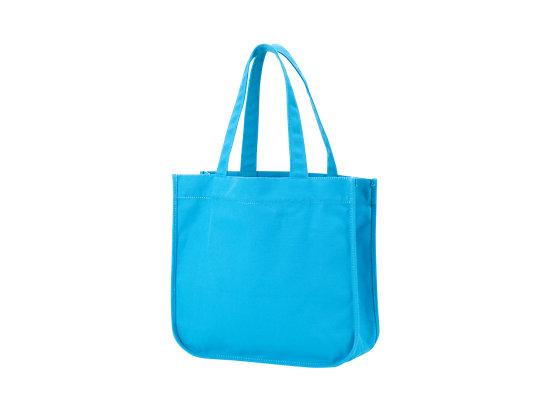 手提袋 淡蓝色