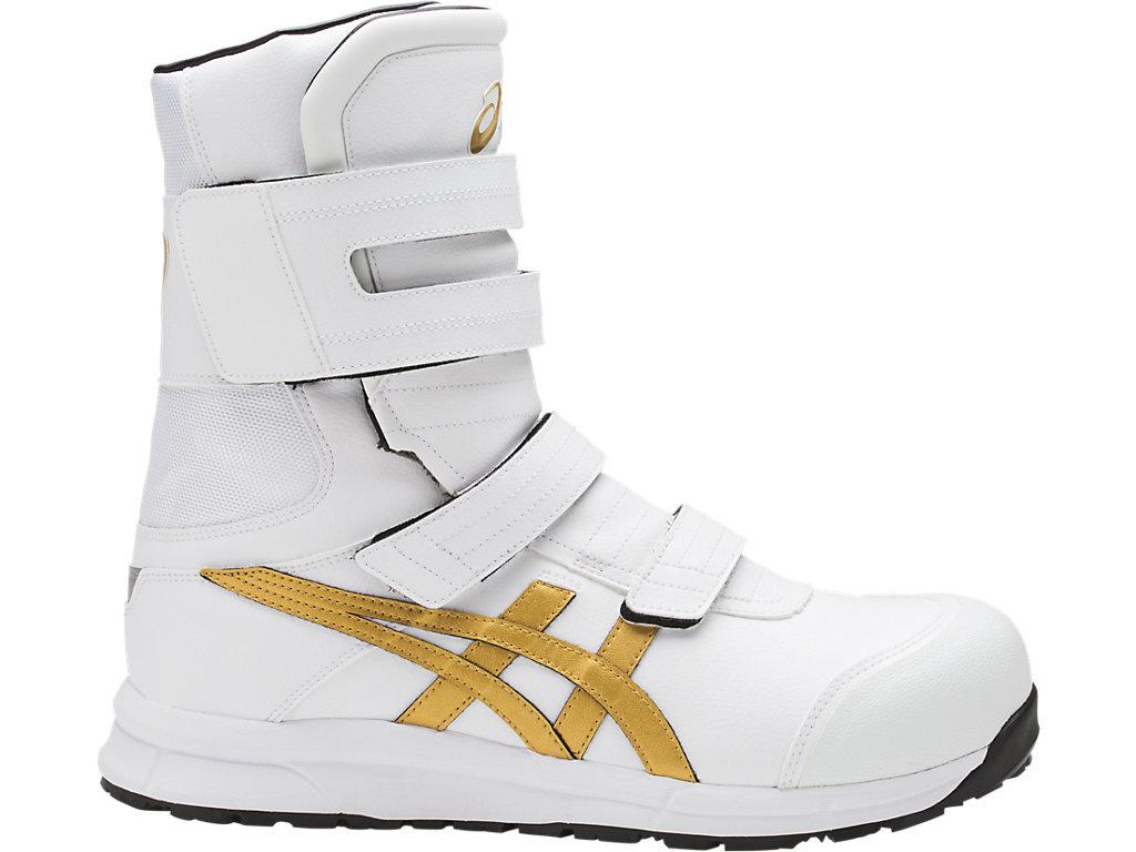ウィンジョブ®CP401:ホワイト×ゴールド