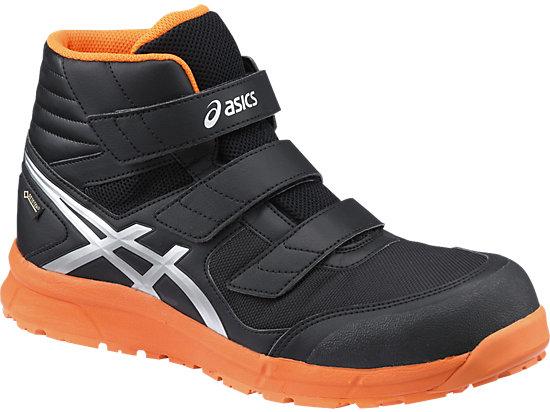 ウィンジョブ® CP601 G-TX, ブラック×シルバー