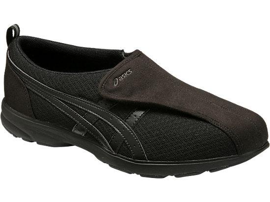 ライフウォーカー®307(W), ブラック×ブラック