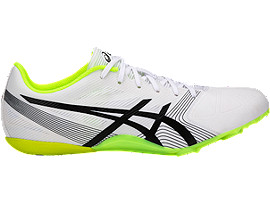 HYPERSPRINT 6, WHITE/ BLACK/ SAFETY YELLOW