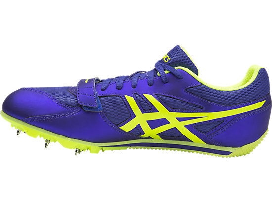 Turbo Jump 2 Asics Blue / Flash Yellow / Black 11