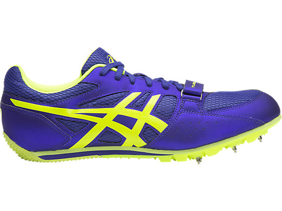 Turbo Jump 2 Asics Blue / Flash Yellow / Black 15
