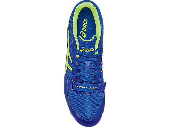 Turbo Jump 2 Deep Blue/Flash Yellow 23